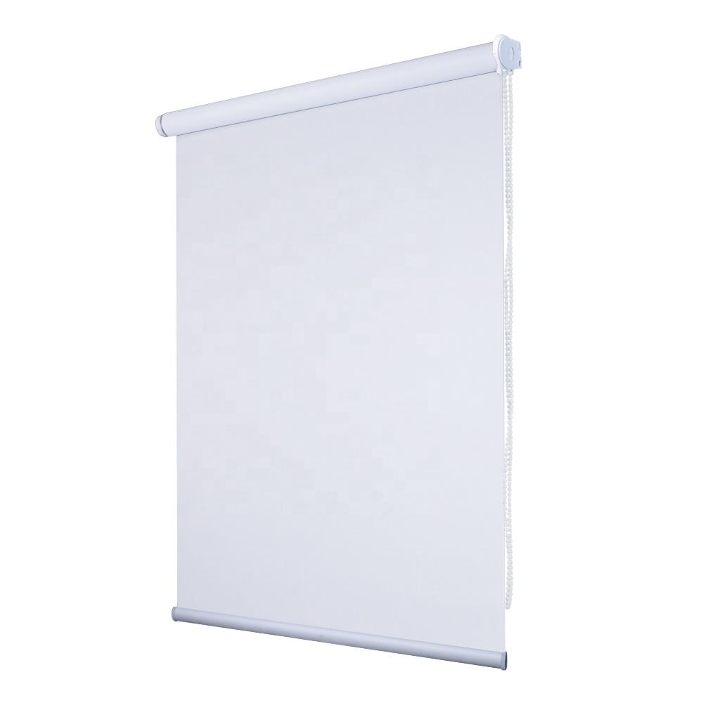 Easy operation nickel plated chain roller blinds