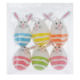 Supplies Plastic Easter Bunny Festival Decoration