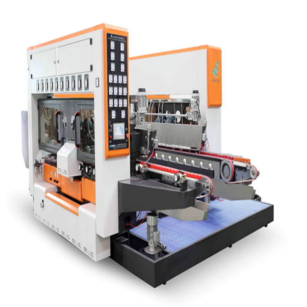 China manufacturer good quality glass double edge grinding machine