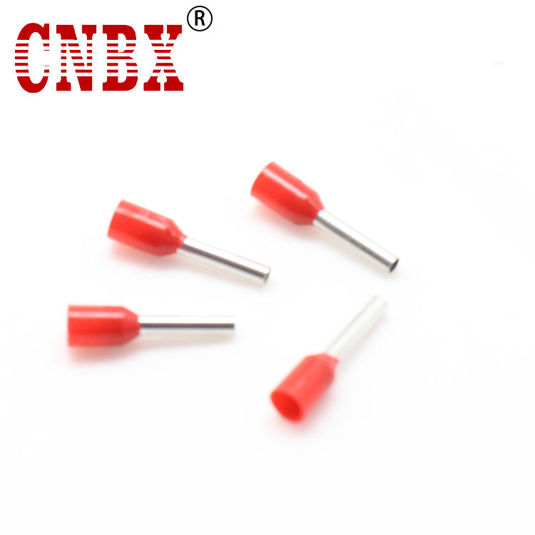 CNBX E Series high quality plastic cable lug pin type cable lug cord end terminal