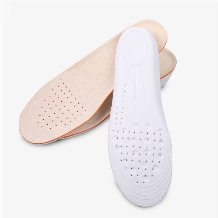 Dongguan Light Weight Taller Insoles Soft Height Increasing EVA Shoes Insoles for Shoes women men