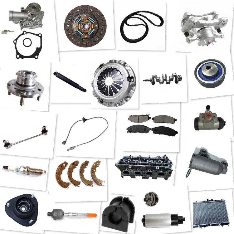 Japanese Auto Parts Makers Car Accessories For Mitsubishi L200 Triton Engine Suspension Electric Brake System Parts