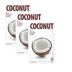 [Coconut] The Iceland Coconut mask emulsion type essence (10/10)