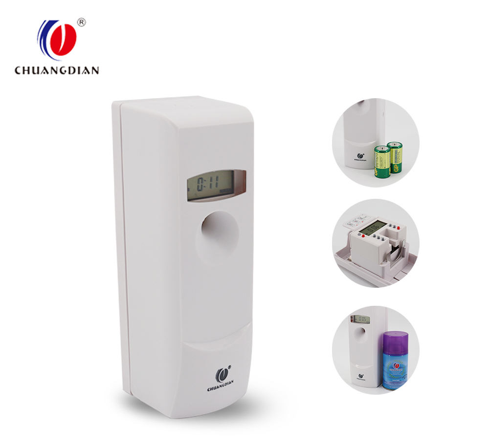 CD PANG automatic room air freshener dispenser aromatizadores automaticos CD-6043A