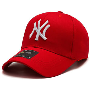 Snapback cap autumn leisure student couple hat sunshade new york baseball cap