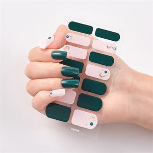 Ster Maan Serie Nail Stickers Beauty Decals Voor Vrouwen Meisjes Salon Nail Stickers