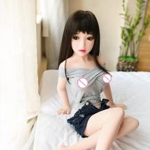 Free Shipping Japan Tpe 115cm Sex Doll Mini Small Ass Sex Doll For Men