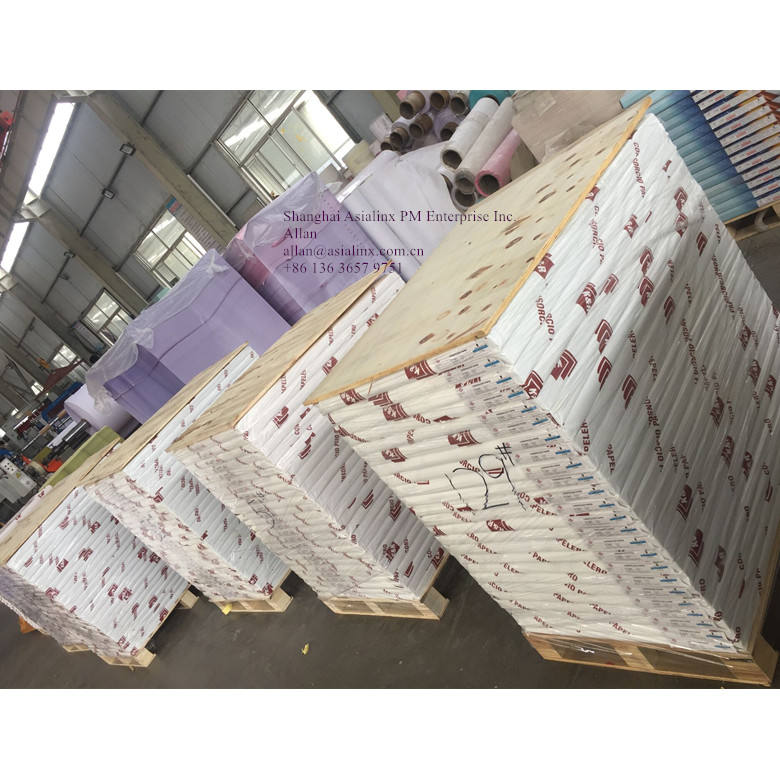NCR Paper Carbonless Paper Factory Color 55gsm 80gsm