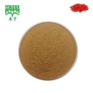 Chinese wolfberry extract 10:1 Goji Berry Fruit Juice Powder