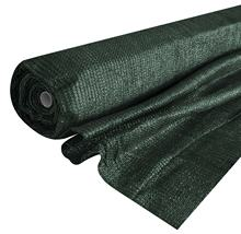 10'x20' 70% Sunblock With Grommets 5%UV Green Reinforced Binding Sun Shade net Cloth and shade tarp for Garden