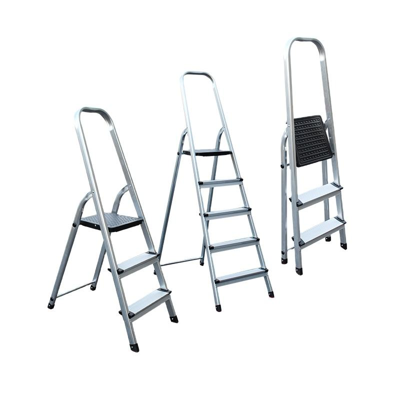 3 steps ML-403S thickness of aluminum 1.0mm portable adjustable household ladder