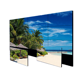 LED hd display 3*3 video wall LCD video wall Indoor advertising video wall for large display computer pc