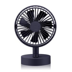 Hot Sale Mini Rechargeable Fan Desktop Portable Fan Table Electric Fan