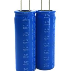 ultracapacitor 4.2v 4000f super capacitor 12v 1300f audio capacitor car battery