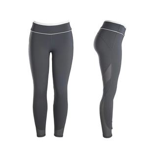 Popular Seamless Middle Waist Sport Leggings Women Yoga Fitness Quick Dry Workout Pants