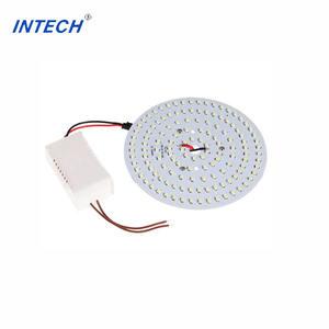 Guangdong Usine 7w pcb 220 volts sans conducteur En Aluminium plaque de circuit