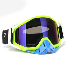100% UV Protection Ski Goggles Over Glasses Ski Fashionable Snowboard Goggles