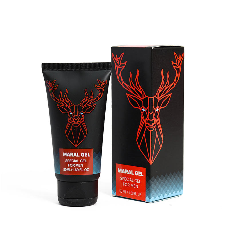 MARAL Titan GEL Man Sex Product No Side Effects Penis Enlargement Cream