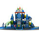 YL-X146 CE Approved Kids Outdoor Play Ground Children Game Antique Playground Equipment