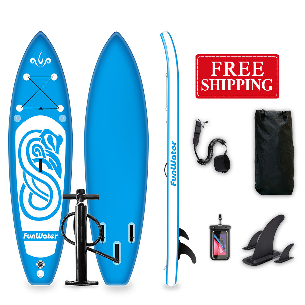 Free shipping China factory board paddle oem sup boards inflatable water sporting