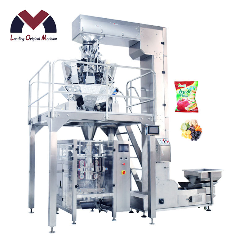 Automatic Trilateral seal back seal bag Mini Bag 5g Sachet Stick Packet Grain Sugar Packing Machine