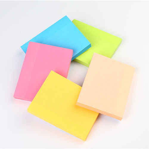 Top quality promotional customize diary paper writing sticky note pad