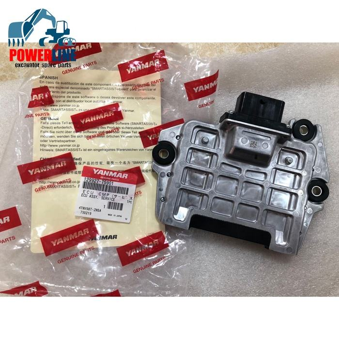 4TNV98 4TNV98T 4TNV94 4TNV94L engine control unit ECU 129938-75180 129927-75901 129968-75201 for yanmar for Doosan DX80 DX55W