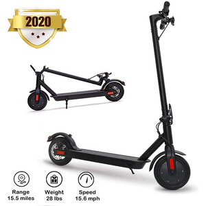 Drop shipping china factory electric scooter EU/USA warehouse 36 V scooter electrico electric scooter dual motor