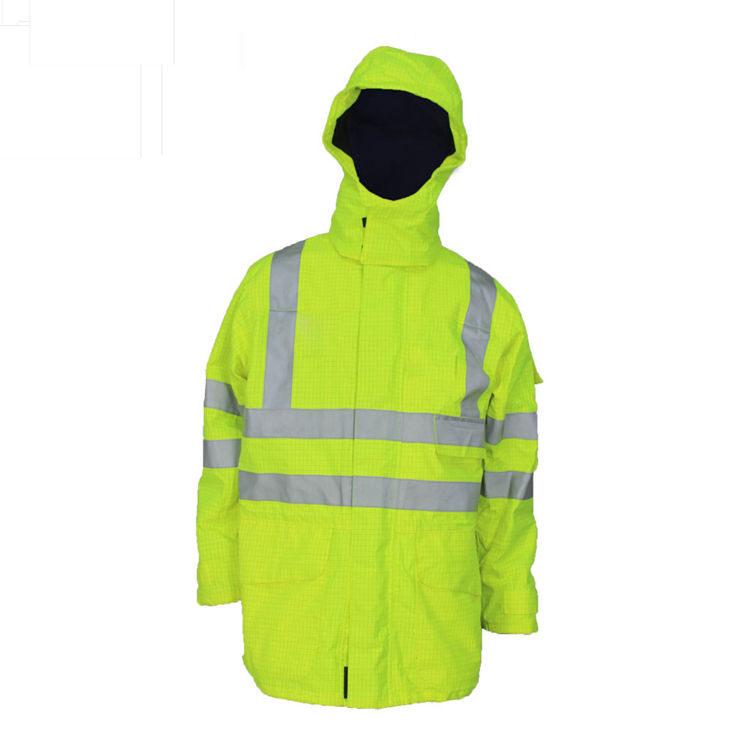 Outdoor Winter Bau Reflektierende EN471 Sicherheit Jacken