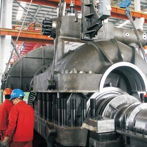 New or Used 0.5MW-30MW Condensing Steam Turbine Generator