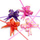 20pcs/lot 21*1.5cm Gift Ribbon birthday Party decoration Packing Pull Bow Ribbon Flower DIY Accessories H0605