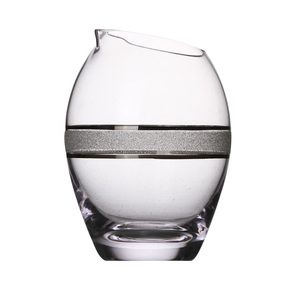 K20BHandmade.Mouth Blown Sanzo 2020 Hot Sale Tea Cup Factory Direct Sale Lead-Free Crystal Glass Points of tea ware