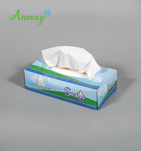 2019 hot new products face tissue paper
