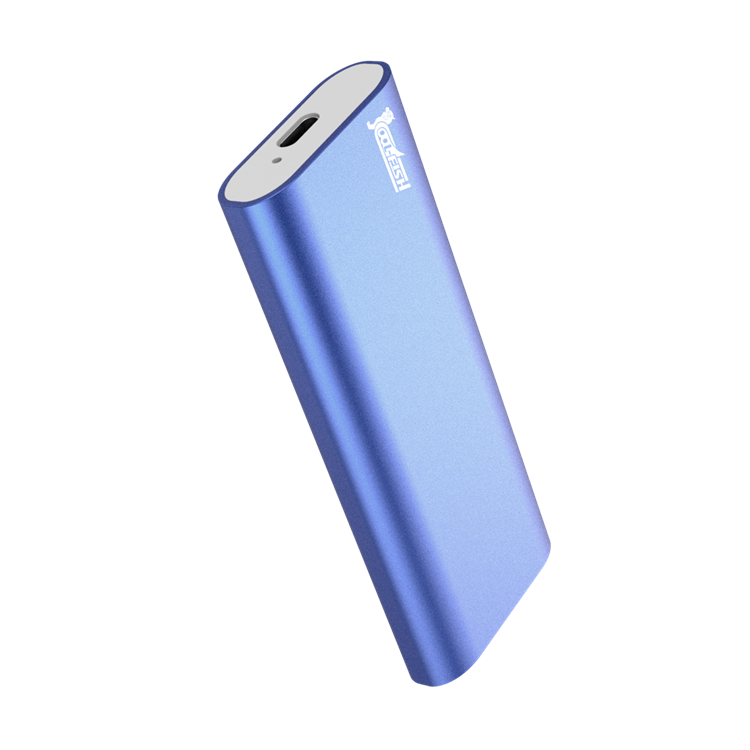 Brand New Cheap High Quality High Speed 128G Type-C 3.1 USB Aluminum Alloy External Hard Drive Portable SSD
