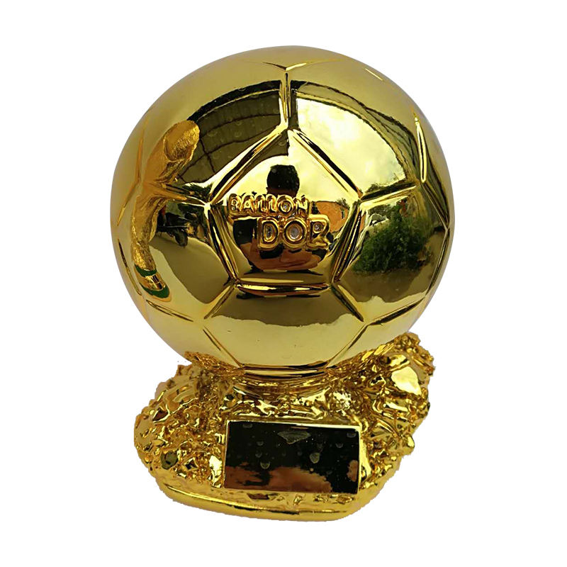 Custom Metal Trophy Soccer World Cup Football Trophies