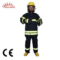 3M Reflective Nomex Flame Retardant Fire Fighting Turnout Gear