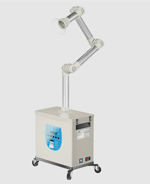 High quality XY-350B CE ISO External Oral Surgical Dental Aerosol Suction System Machine
