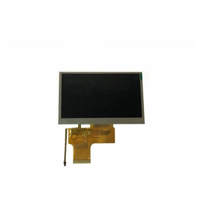 4.3 polegadas 480x272 White LED B/L ST7257 250cd/m2 40pin tft lcd módulo