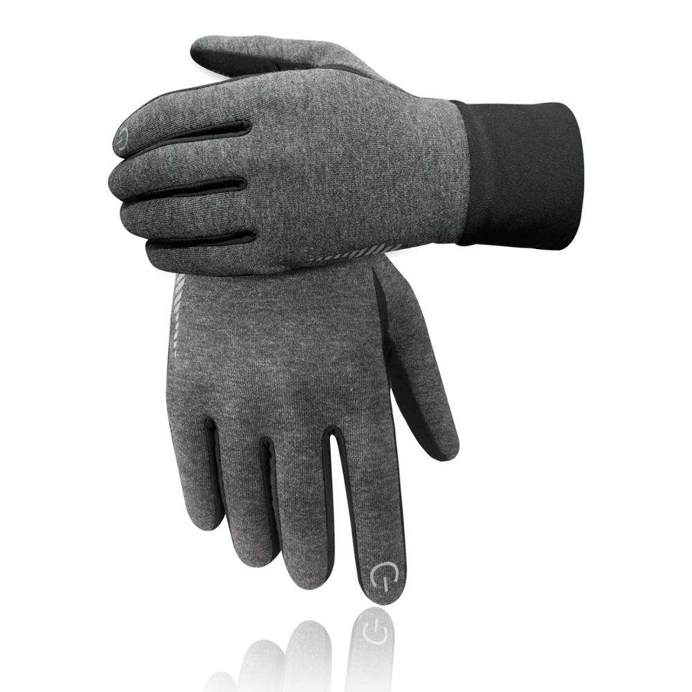 Non-Slip Riding Gloves Hot Selling Custom Warm Soft Winter Work Touchscreen Gloves Waterproof