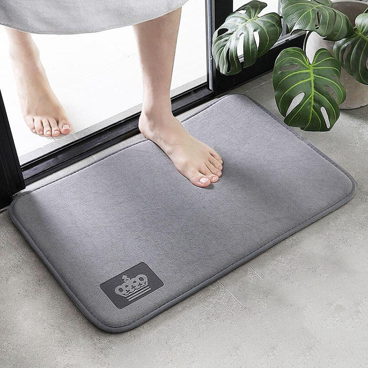 (CHAKME) Wholesale eco-friendly soft sale memory foam bath mat