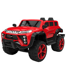 2021 Top Selling New Model Four Wheel Drive Baby Battery RC Car Kids Electric Car