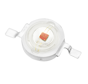 Hoge Heldere Rode LED 1-3W 130-150LM 620-630nm San'an Chip voor grow light