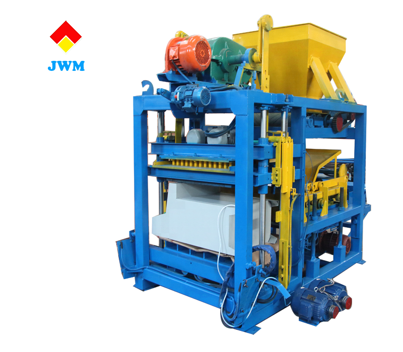 QTJ4-22 full automatic hollow brick machine/red brick production line/clay brick making plant