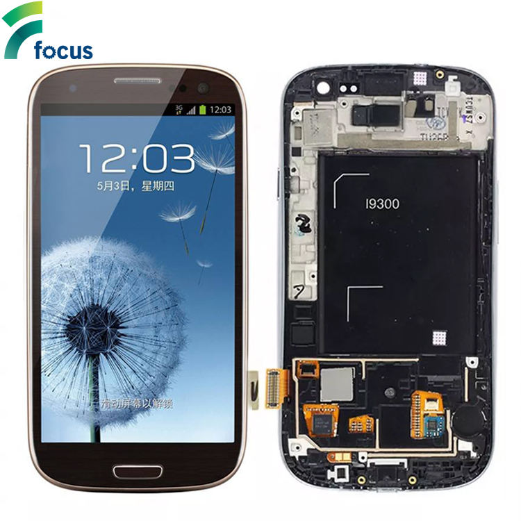 s3 display i9300 lcd screen for samsung galaxy s3 lcd touch screen digitizer