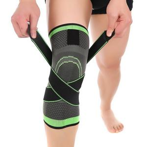 Manufacturer Custom Adjustable elbow knee pads/knee brace compression sleeve knee support /power knee