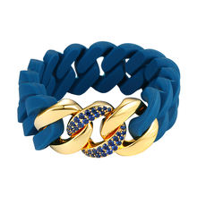 52250 xuping latest bangle designs men bracelet men, fashion bangle bracelet