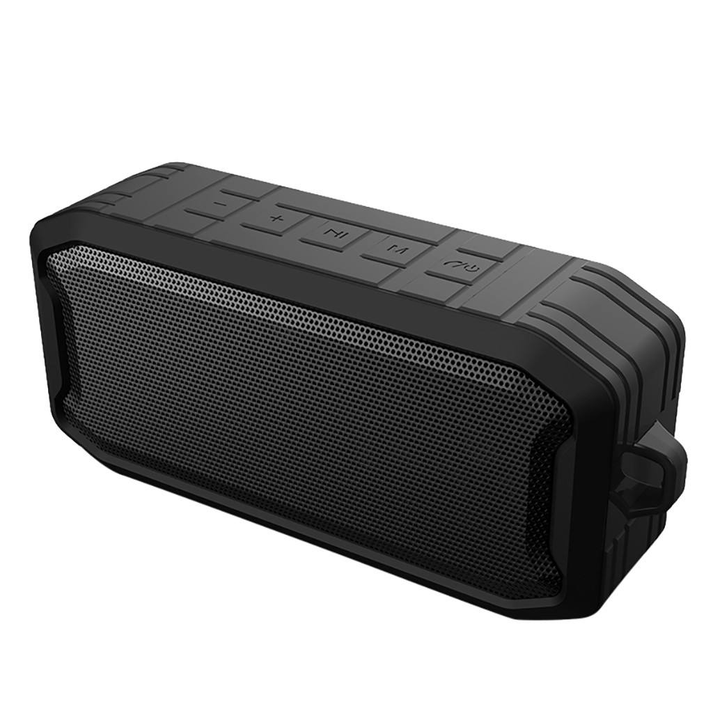 Portable BT Wireless Better Bass 24-Hour Playtime Range IPX7 Waterproof 5W Drivers Speakers