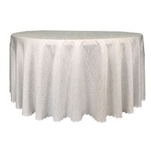 banquet table clothes 6ft printed table cover of wedding table decorations