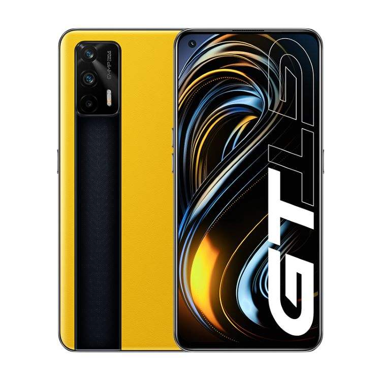 2021 חדש עבור Realme GT 5G MobilePhone 120Hz 6.43 אינץ SuperAMOLED Snapdragon888 64MP מצלמה 65W חכם פלאש טעינת 4500Mah