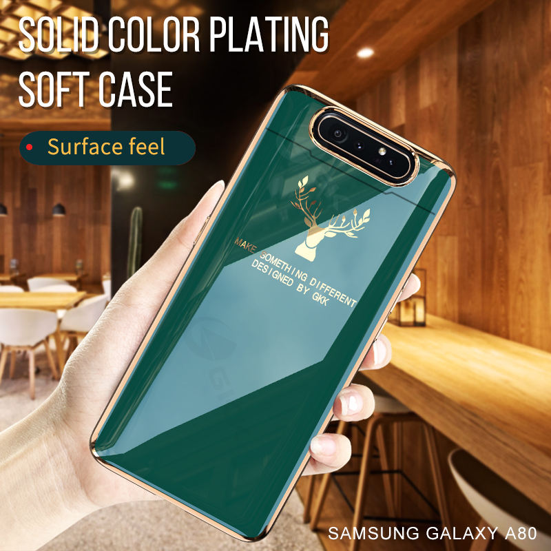All Inclusive Structure PC Phone Case Protective High End Phone Cases For Samsung A80
